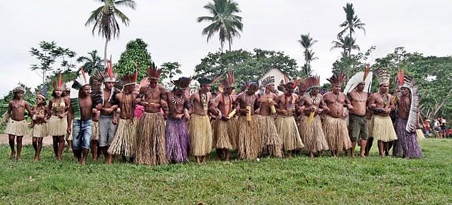 Nukini tribe of the Amazon