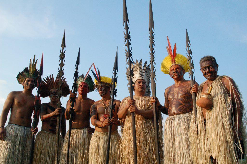 Tribu Yawanawá